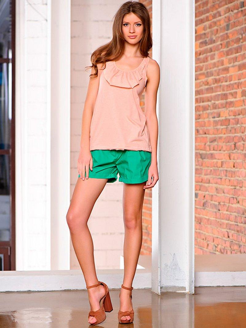 Модные шорты сезона весна-лето 2014 года 14