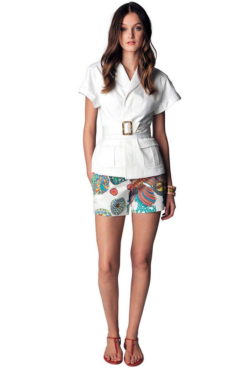 Модные шорты сезона весна-лето 2014 года 17
