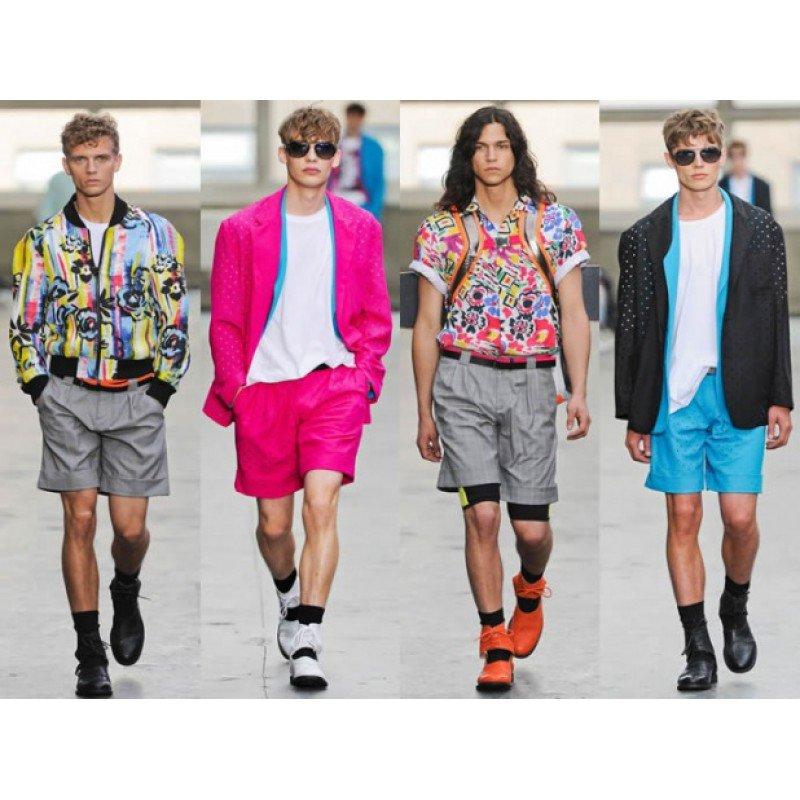 Модные шорты сезона весна-лето 2014 года 22