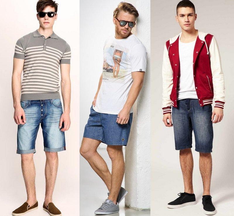 Модные шорты сезона весна-лето 2014 года 24