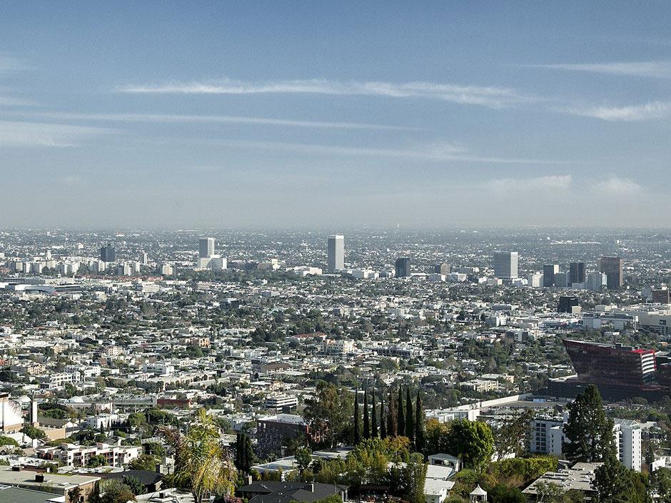 Роскошный особняк в Голливуде, штат Калифорния-1