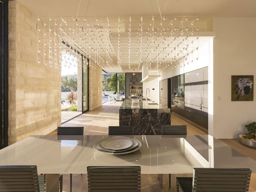 Роскошный особняк в Голливуде, штат Калифорния-09-850x637