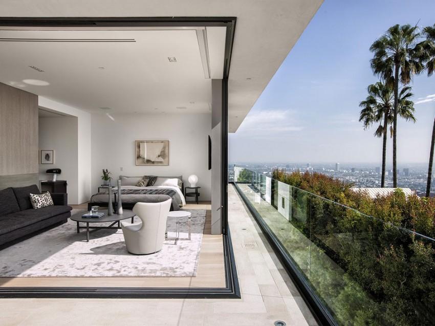 Роскошный особняк в Голливуде, штат Калифорния-10-850x637