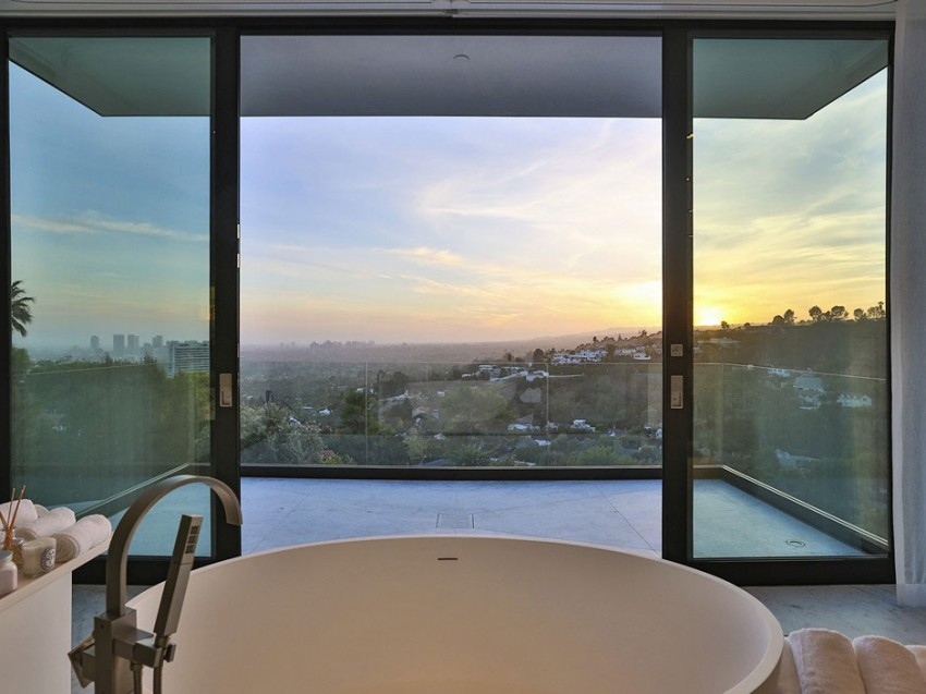 Роскошный особняк в Голливуде, штат Калифорния-11-850x637