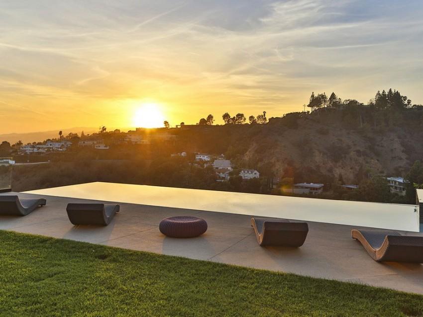Роскошный особняк в Голливуде, штат Калифорния-22