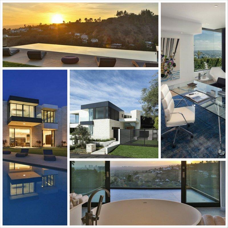 Роскошный особняк в Голливуде, штат Калифорния