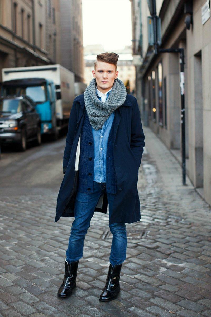 Стильная одежда для мужчин - поможет стать привлекательным и успешным 6