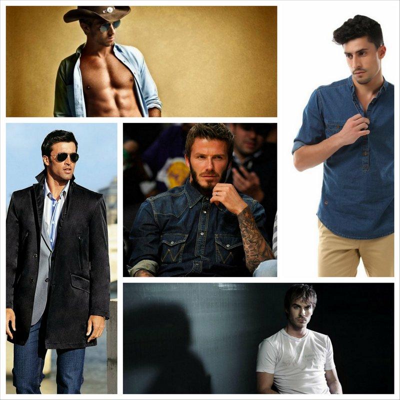 Стильная одежда для мужчин - поможет стать привлекательным и успешным