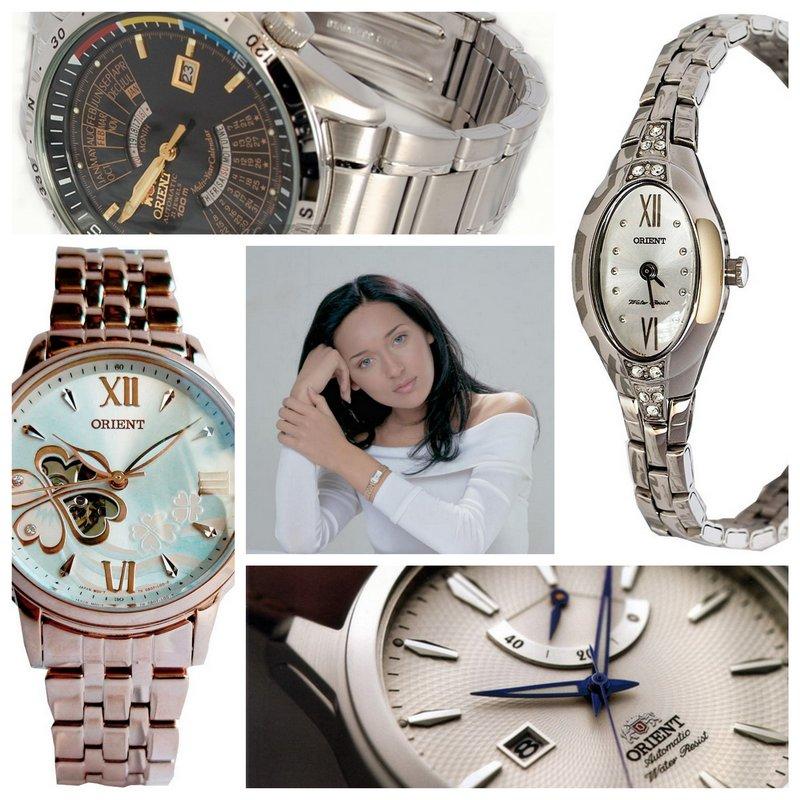 Наручные часы Orient - японский подход ко времени