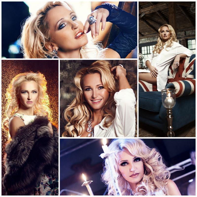 Певица Паола - талантливая и загадочная звезда российской эстрады