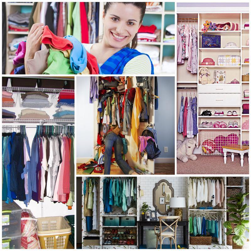 Как превратить шкаф для одежды в полноценный гардероб