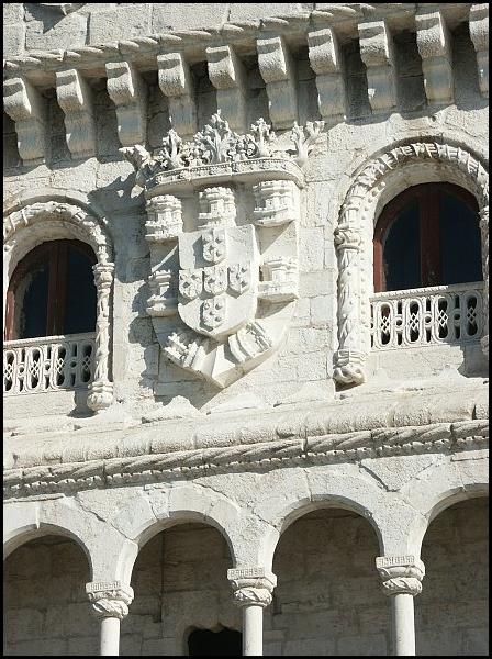 Белоснежная башня Белем