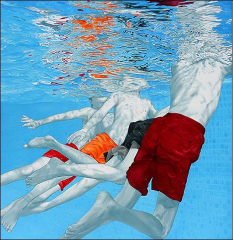 Красочный фотореализм Нины Нолте