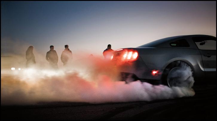 Новая серия автомобилей Ford Mustang