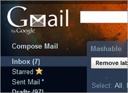 Новая функция почтового сервиса Gmail