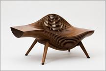 Креативные предметы мебели и интерьера