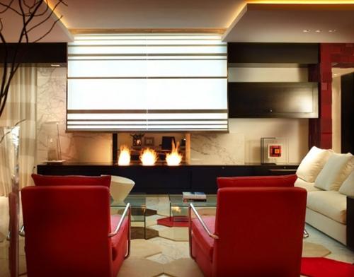 Дизайн интерьера частной резиденции Palazzo Del Mare