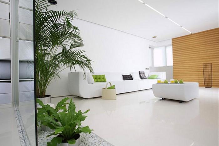 Минимализм в дизайне одной московской квартиры 2