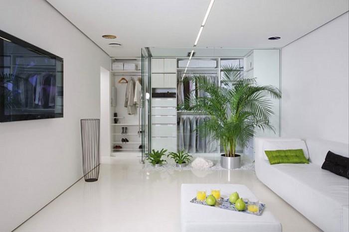 Минимализм в дизайне одной московской квартиры 3