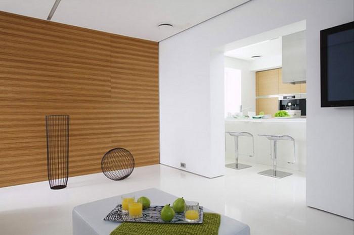 Минимализм в дизайне одной московской квартиры 6
