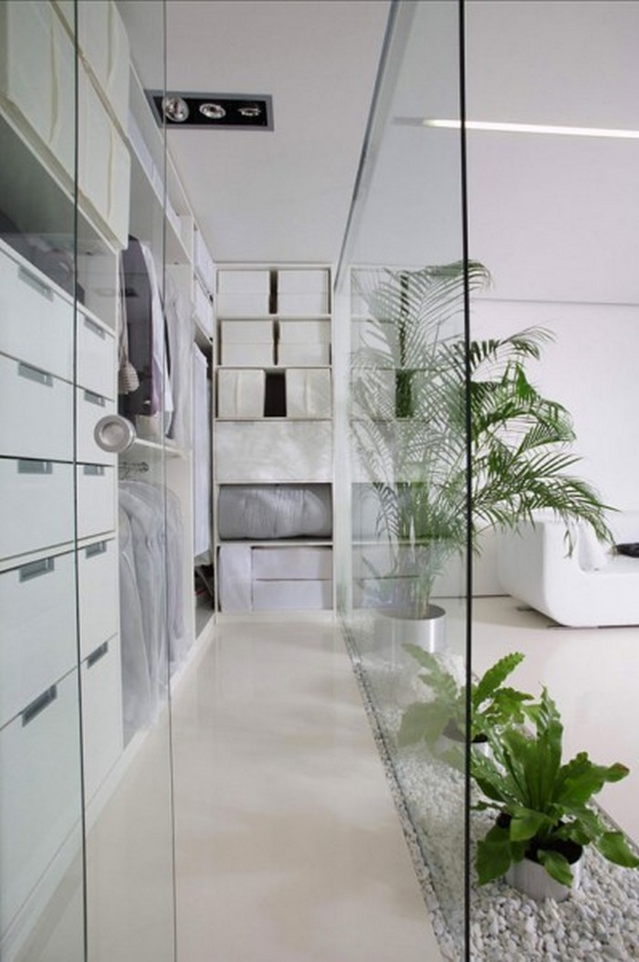 Минимализм в дизайне одной московской квартиры 8