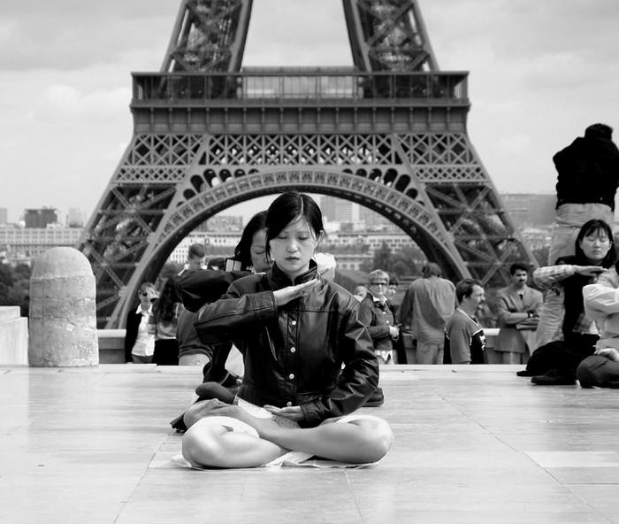 Оригинальные фото Парижа 1