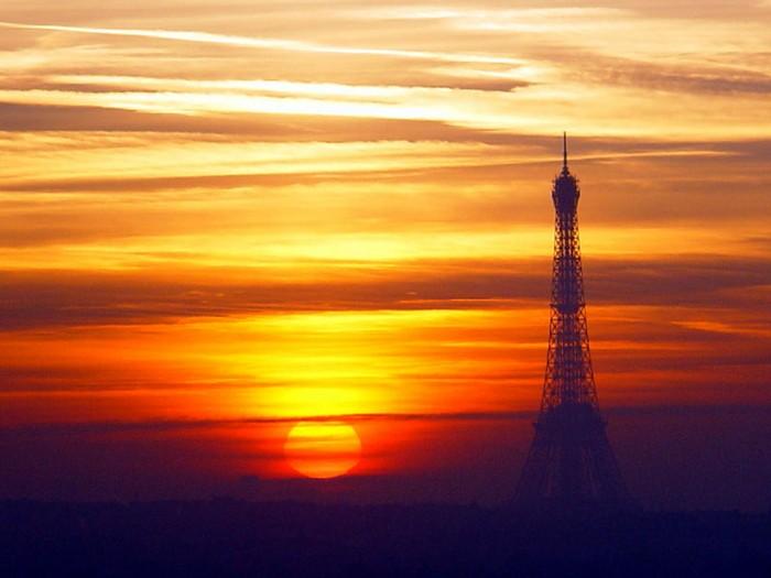 Оригинальные фото Парижа 2