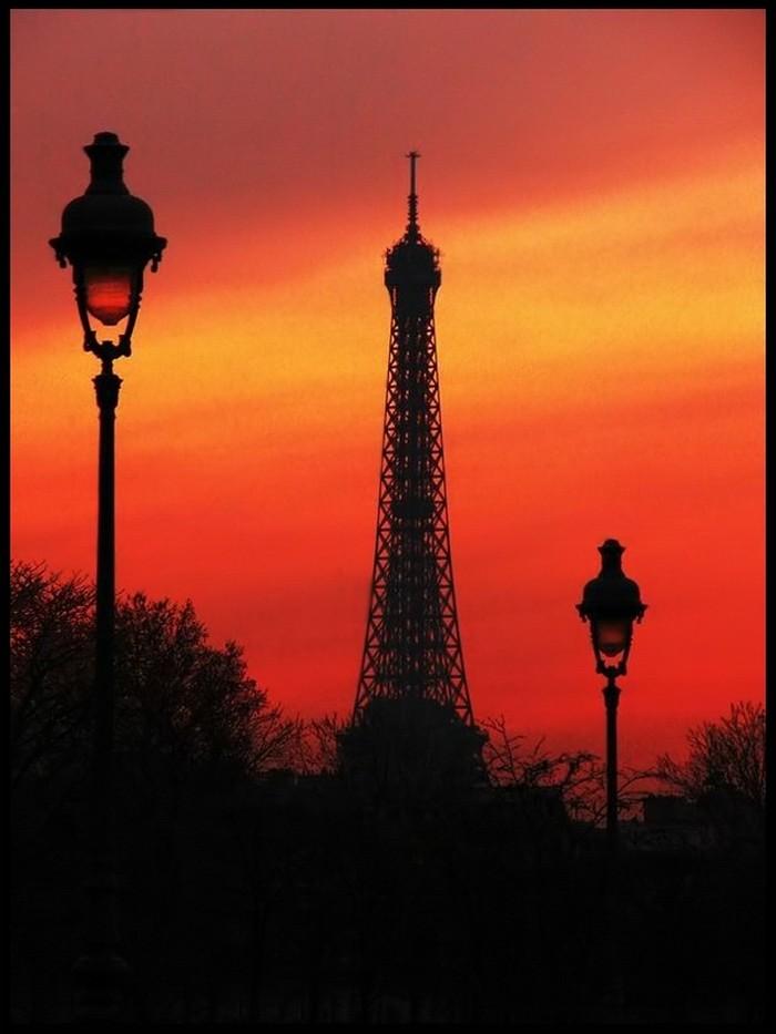 Оригинальные фото Парижа 4