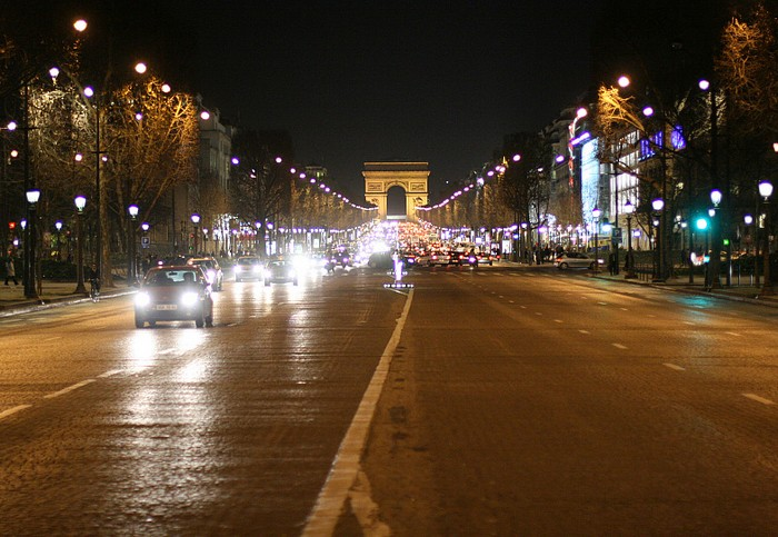 Оригинальные фото Парижа 6