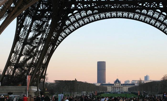 Оригинальные фото Парижа 8
