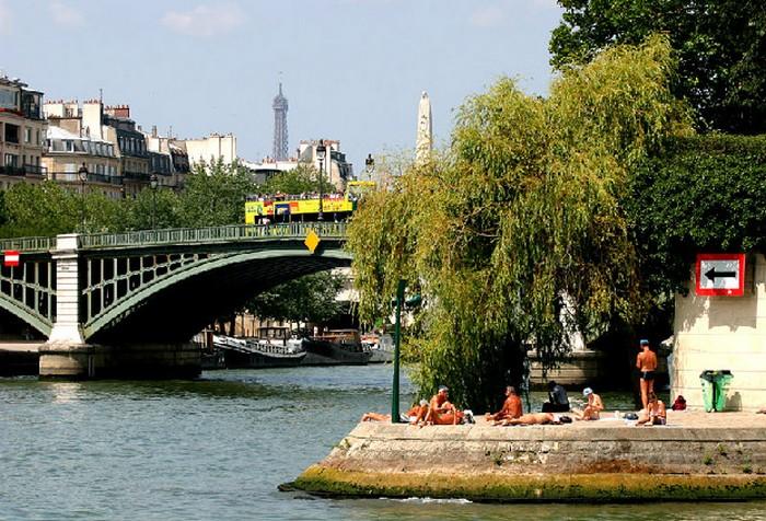 Оригинальные фото Парижа 9