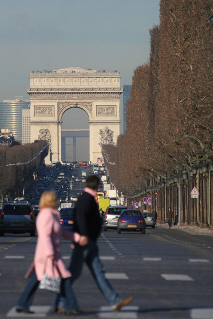 Оригинальные фото Парижа 12