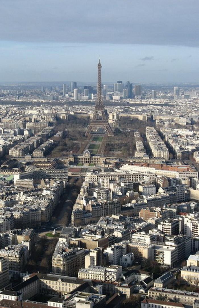 Оригинальные фото Парижа 14