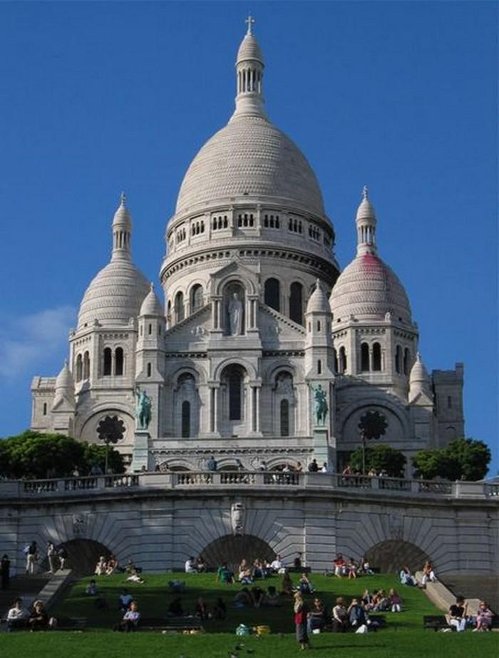 Оригинальные фото Парижа 20