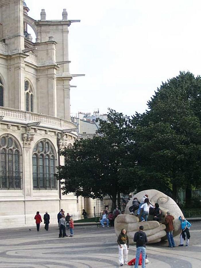 Оригинальные фото Парижа 45