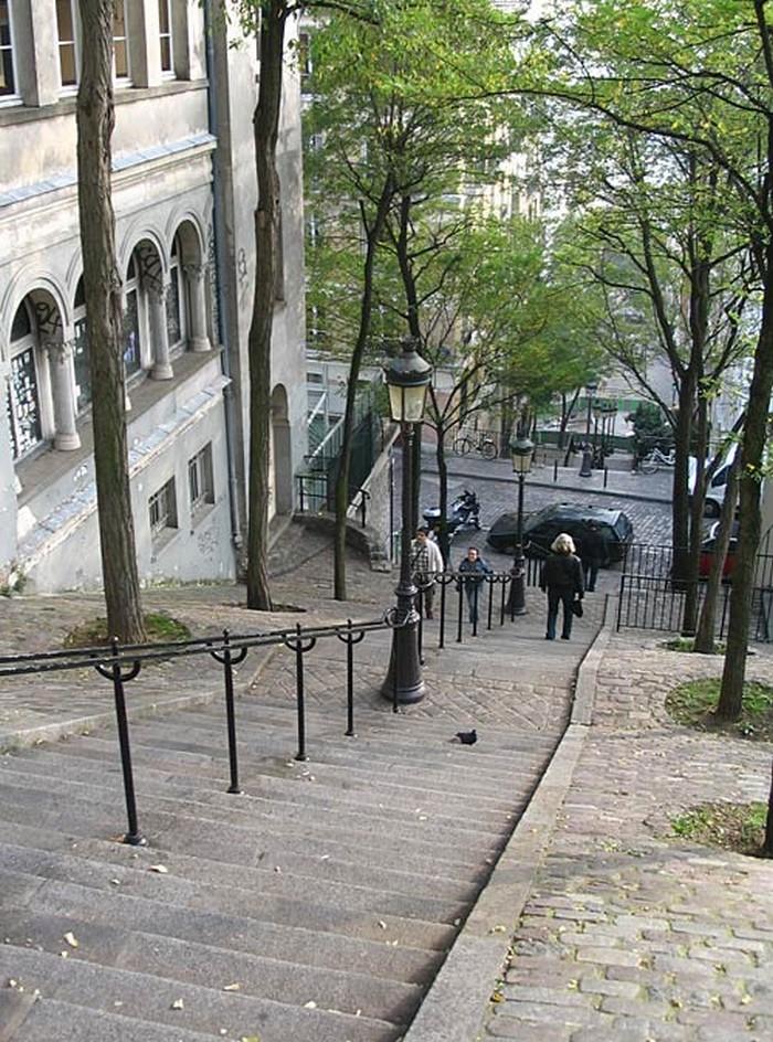 Оригинальные фото Парижа 53