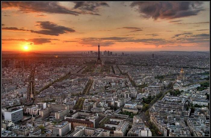 Оригинальные фото Парижа 95
