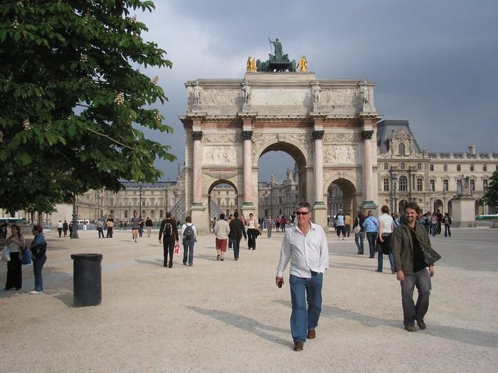Оригинальные фото Парижа 101
