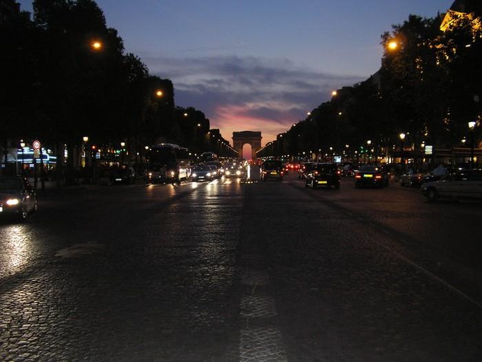 Оригинальные фото Парижа 102