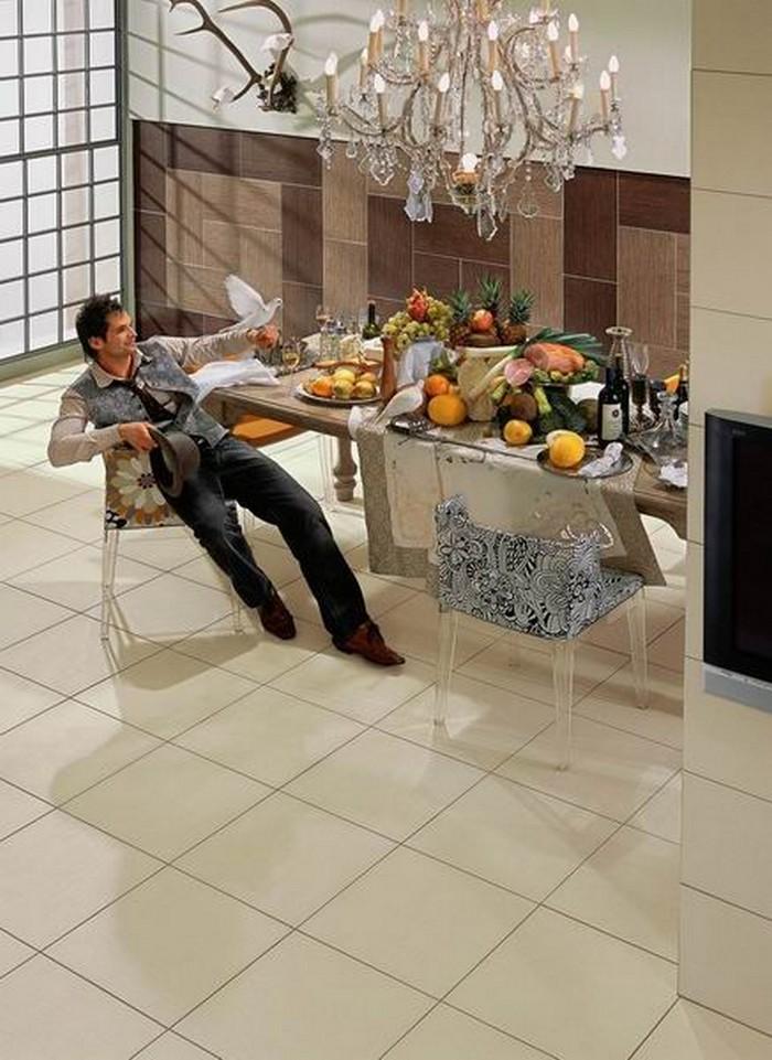 Керамическая плитка в интерьере вашего дома 2