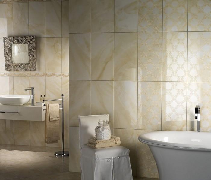 Керамическая плитка в интерьере вашего дома 3