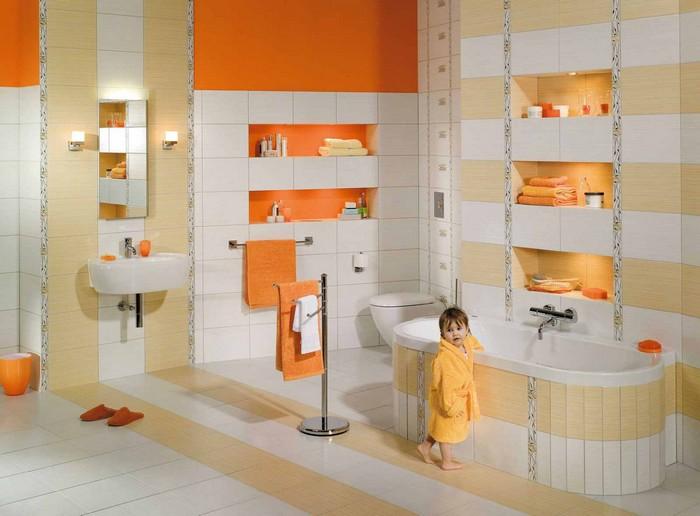 Керамическая плитка в интерьере вашего дома 6