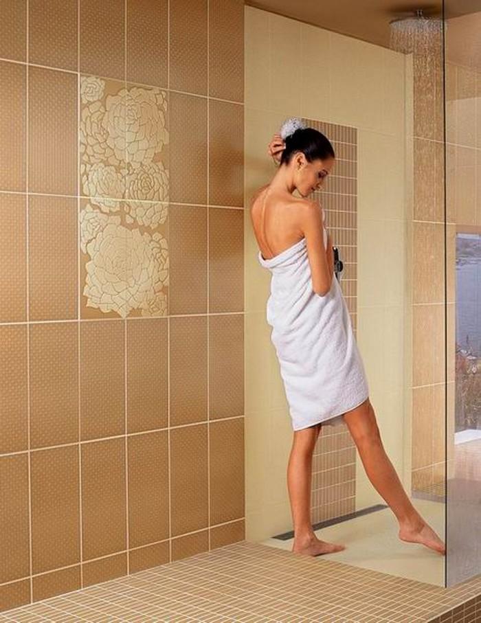 Керамическая плитка в интерьере вашего дома 8