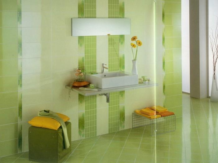 Керамическая плитка в интерьере вашего дома 9