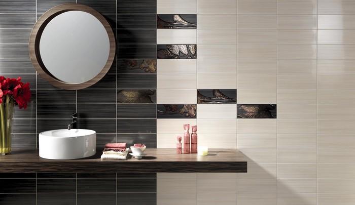 Керамическая плитка в интерьере вашего дома 11