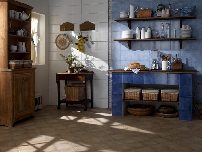 Керамическая плитка в интерьере вашего дома 15