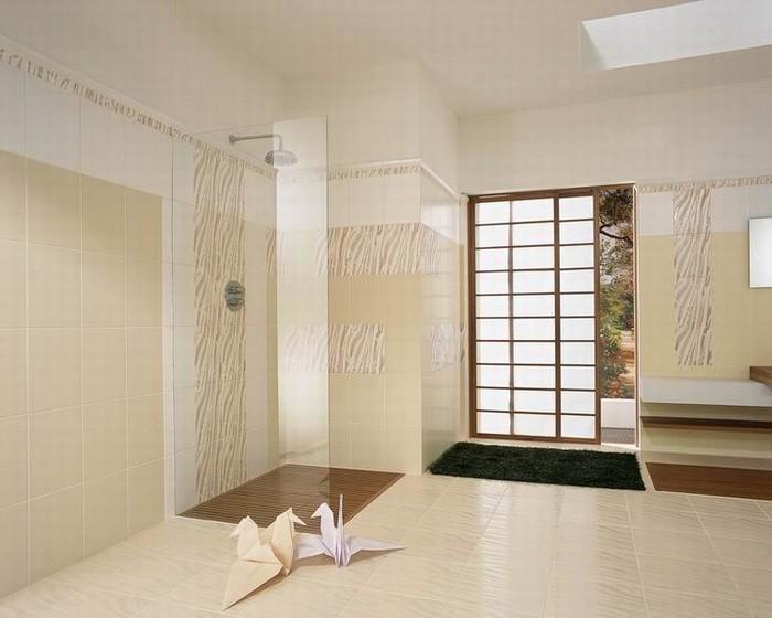 Керамическая плитка в интерьере вашего дома 21