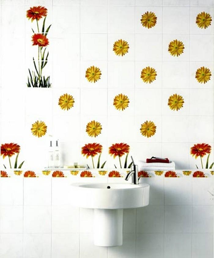 Керамическая плитка в интерьере вашего дома 28