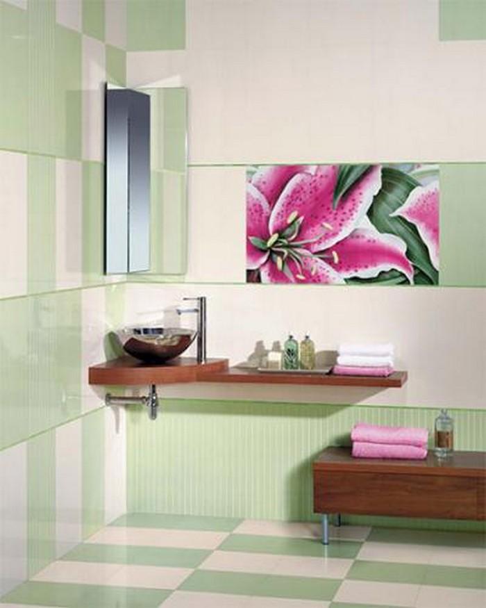 Керамическая плитка в интерьере вашего дома 34