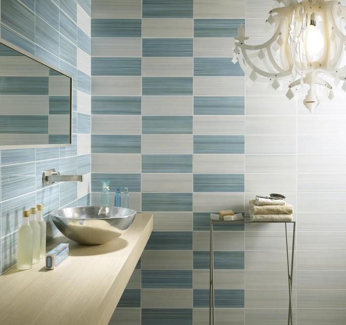 Керамическая плитка в интерьере вашего дома 35